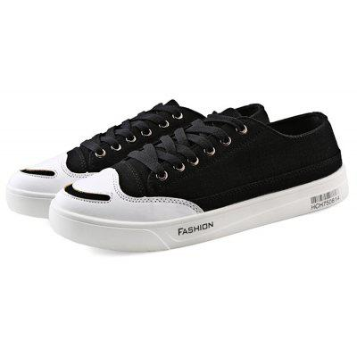 Buy BLACK 40 Fashion Denim Casual Skateboarding Shoes for Women for $26.30 in GearBest store