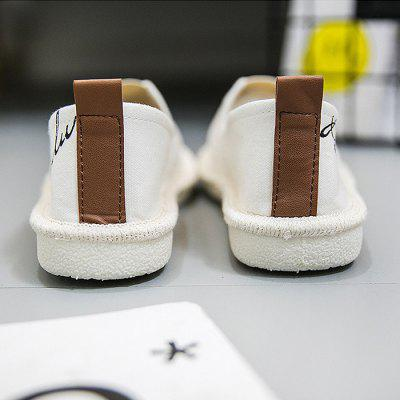 Women Chic All-match Canvas Lazy ShoesWomens Sneakers<br>Women Chic All-match Canvas Lazy Shoes<br><br>Closure Type: Slip-On<br>Contents: 1 x Pair of Shoes<br>Materials: Canvas, Rubber<br>Occasion: Casual, Daily<br>Outsole Material: Rubber<br>Package Size ( L x W x H ): 25.00 x 18.00 x 11.00 cm / 9.84 x 7.09 x 4.33 inches<br>Package Weights: 0.47kg<br>Seasons: Autumn,Spring,Summer<br>Style: Leisure, Casual<br>Type: Casual Shoes<br>Upper Material: Canvas