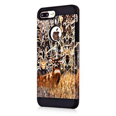 Wild Animal Style Cover Case for iPhone 7 Plus