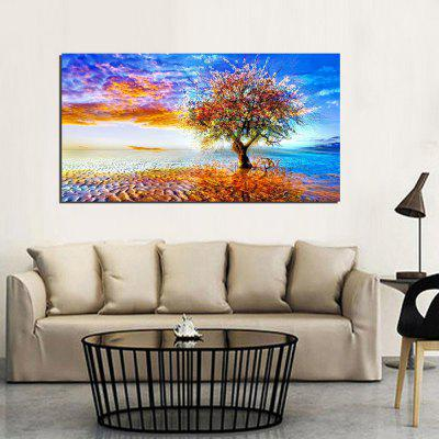 1PC Coastal Wishing Tree Printed Canvas Wall StickerWall Stickers<br>1PC Coastal Wishing Tree Printed Canvas Wall Sticker<br><br>Art Style: Oil Paiting<br>Functions: Decorative Wall Stickers<br>Hang In/Stick On: Bedrooms,Cafes,Hotels,Living Rooms,Offices<br>Material: Canvas<br>Package Contents: 1 x Wishing Tree Printed Canvas Wall Sticker<br>Package size (L x W x H): 52.00 x 4.00 x 4.00 cm / 20.47 x 1.57 x 1.57 inches<br>Package weight: 0.1700 kg<br>Product size (L x W x H): 40.00 x 80.00 x 0.10 cm / 15.75 x 31.5 x 0.04 inches<br>Product Type: Art Print<br>Product weight: 0.1000 kg<br>Subjects: Landscape