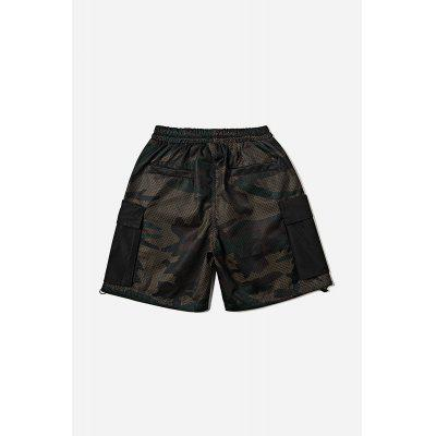 Disruptive Pattern Men Pockets ShortsMens Shorts<br>Disruptive Pattern Men Pockets Shorts<br><br>Material: Polyester<br>Package Contents: 1 x Shorts<br>Package size: 20.00 x 20.00 x 2.00 cm / 7.87 x 7.87 x 0.79 inches<br>Package weight: 0.5400 kg<br>Product weight: 0.5000 kg