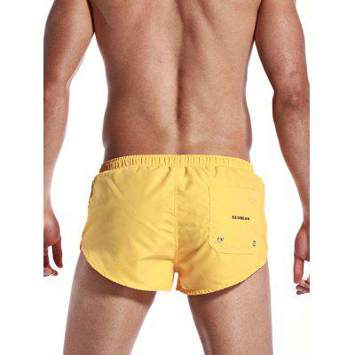Male Casual Drawstring Breathable Home Sports ShortsMens Shorts<br>Male Casual Drawstring Breathable Home Sports Shorts<br><br>Package Contents: 1 x Shorts<br>Package size: 20.00 x 20.00 x 2.00 cm / 7.87 x 7.87 x 0.79 inches<br>Package weight: 0.1700 kg<br>Product weight: 0.1200 kg