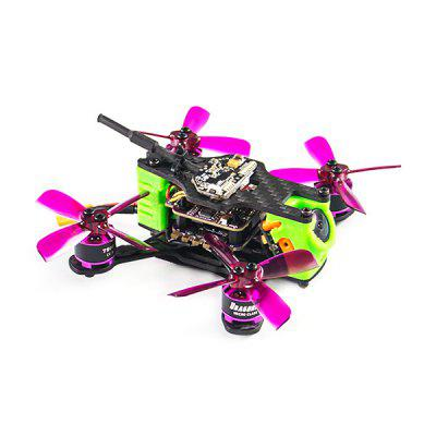 KL - EX90 90mm Mirco FPV Racing Drone - BNFBrushless FPV Racer<br>KL - EX90 90mm Mirco FPV Racing Drone - BNF<br><br>Firmware: BLHeli-S<br>Flight Controller Type: F3<br>Functions: DShot600, Oneshot125, DShot150, DShot300, Oneshot42, Multishot<br>KV: 7500<br>Maximum Thrust: 108g / piece<br>Model: MC1105<br>Motor Type: Brushless Motor<br>Package Contents: 1 x Drone ( Battery Included ), 12 x Spare Propeller<br>Package size (L x W x H): 15.00 x 10.00 x 4.50 cm / 5.91 x 3.94 x 1.77 inches<br>Package weight: 0.1550 kg<br>Product size (L x W x H): 9.00 x 9.00 x 3.50 cm / 3.54 x 3.54 x 1.38 inches<br>Product weight: 0.0860 kg<br>Type: Frame Kit<br>Version: BNF