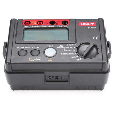 UNI - T UT502A 2500V Digital Insulation Resistance Tester