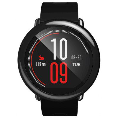 Xiaomi AMAZFIT Heart Rate Smartwatch - BLACK INTERNATIONAL VERSION