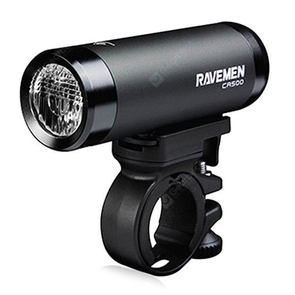 RAVEMEN USB Charging Bicycle Front Light