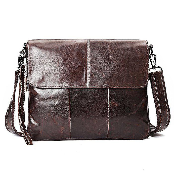 Men Fashion Leather Shoulder Bag