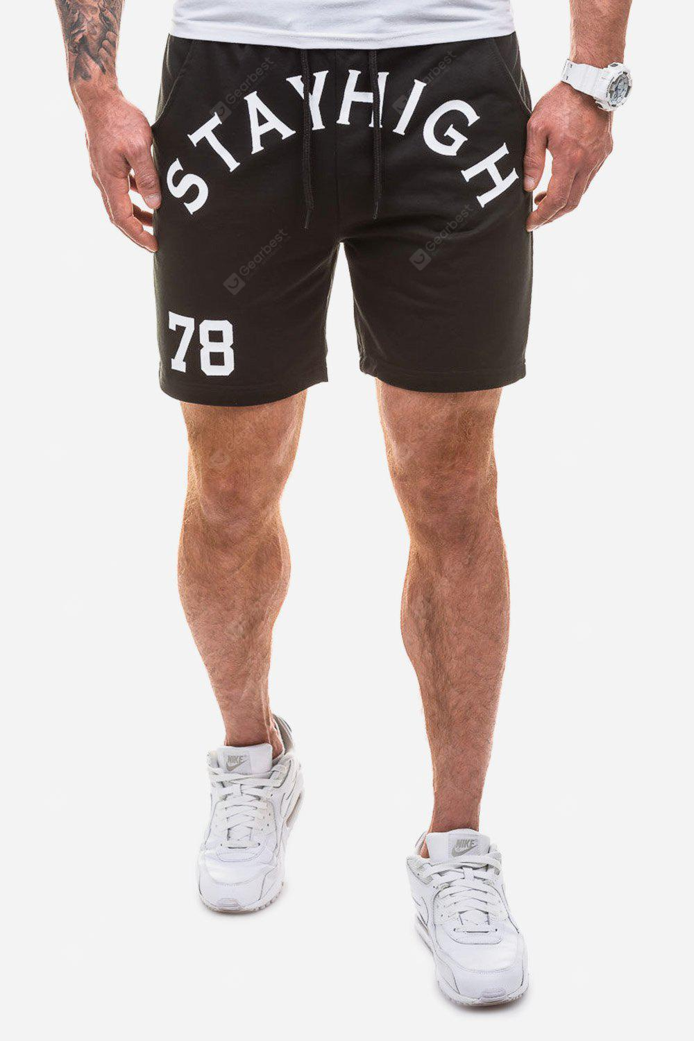 Hommes Athletic Casual Fashion Leisure Sports Shorts
