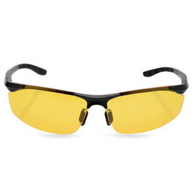 8179 Night Vision Half-frame Polarized Lens Cycling Glasses