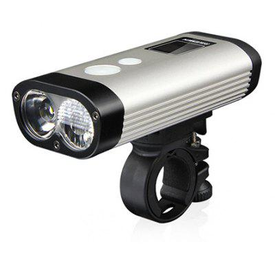 RAVEMEN PR900 Waterproof USB Charging Bicycle Front Light