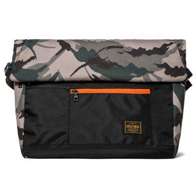 Outdoor Casual Camouflage Messenger Bag for Men