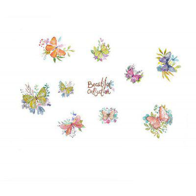 Removable Wall Sticker Butterfly Art