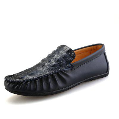 Male Stylish Slip On Leather Loafer Doug ShoesMen's Oxford<br>Male Stylish Slip On Leather Loafer Doug Shoes<br><br>Closure Type: Slip-On<br>Contents: 1 x Pair of Shoes<br>Function: Slip Resistant<br>Lining Material: Genuine Leather<br>Materials: Rubber, Leather<br>Occasion: Casual, Daily<br>Outsole Material: Rubber<br>Package Size ( L x W x H ): 31.00 x 21.00 x 11.00 cm / 12.2 x 8.27 x 4.33 inches<br>Package Weights: 0.75kg<br>Pattern Type: Solid<br>Seasons: Autumn,Spring<br>Style: Leisure, Fashion, Casual<br>Toe Shape: Round Toe<br>Type: Casual Leather Shoes<br>Upper Material: Leather