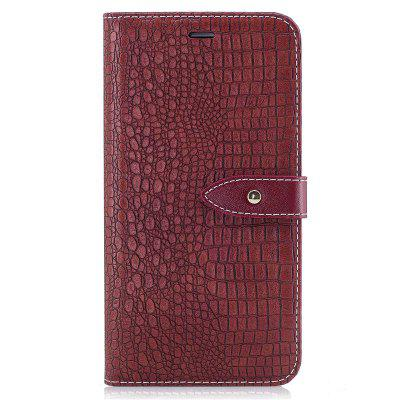 Crocodile Pattern PU Leather CaseiPhone Cases/Covers<br>Crocodile Pattern PU Leather Case<br><br>Compatible for Apple: iPhone 6 Plus, iPhone 6S Plus<br>Features: Anti-knock, Cases with Stand, FullBody Cases, Wallet Case, With Credit Card Holder<br>Material: PU Leather, TPU<br>Package Contents: 1 x Phone Case<br>Package size (L x W x H): 20.00 x 10.00 x 2.50 cm / 7.87 x 3.94 x 0.98 inches<br>Package weight: 0.1140 kg<br>Product size (L x W x H): 16.30 x 8.40 x 1.50 cm / 6.42 x 3.31 x 0.59 inches<br>Product weight: 0.0920 kg<br>Style: Leather, Modern, Pattern, Cool