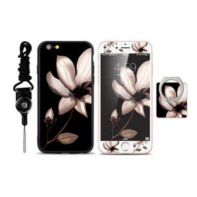 Protective Women Silicone Case for iPhone 6 / 6S