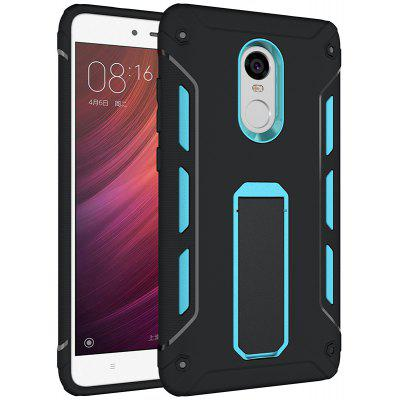 Luanke Two-in-one Protective Back Case with Stand Function for Xiaomi Redmi Note 4X