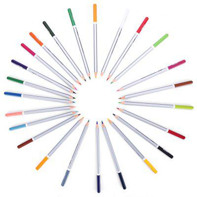 Deli 6521 24PCS Colorful Color Pencil
