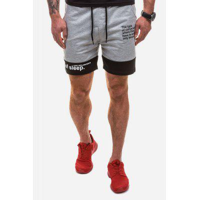 Men Athletic Casual Fashion Sports Shorts