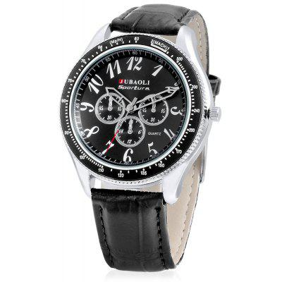 JUBAOLI 1164 Fashion Men Watch