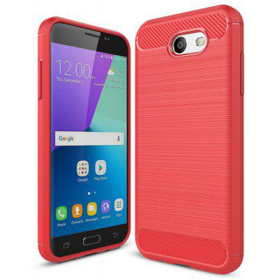 ASLING Simple Type Cover Case for Samsung Galaxy J3 Prime