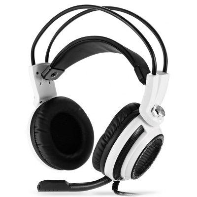 Stereo Over-ear Gaming Headphones with LED