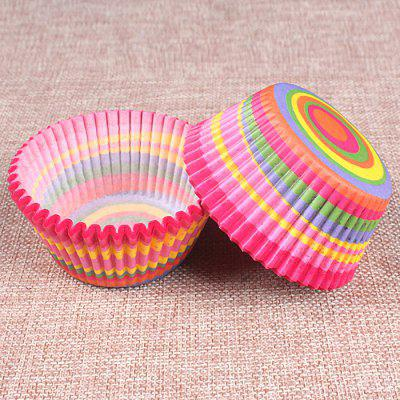 100pcs Muffin Baking Cups