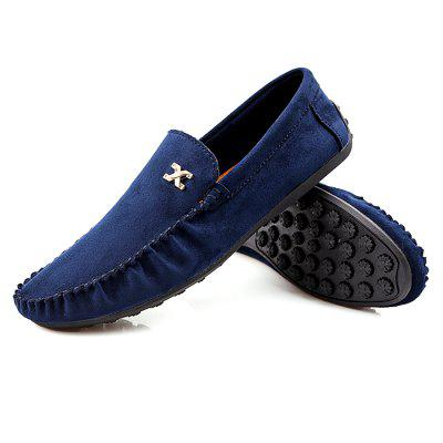 Male Casual Stitching Slip On Doug Boat Flat ShoesMen's Oxford<br>Male Casual Stitching Slip On Doug Boat Flat Shoes<br><br>Closure Type: Slip-On<br>Contents: 1 x Pair of Shoes<br>Function: Slip Resistant<br>Materials: Rubber, PU<br>Occasion: Holiday, Daily, Casual<br>Outsole Material: Rubber<br>Package Size ( L x W x H ): 31.00 x 21.00 x 11.00 cm / 12.2 x 8.27 x 4.33 inches<br>Package Weights: 0.755kg<br>Pattern Type: Solid, Letter<br>Seasons: Autumn,Spring<br>Style: Modern, Leisure, Fashion, Comfortable, Casual<br>Toe Shape: Round Toe<br>Type: Flat Shoes<br>Upper Material: PU