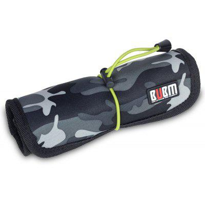 BUBM Polyester Electronic Accessories Storage Bag