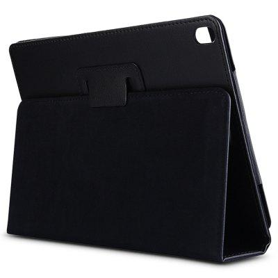 PU Leather Tablet CoveriPad Cases/Covers<br>PU Leather Tablet Cover<br><br>Compatible for Apple: iPad Pro 10.5 inch<br>Features: Anti-knock, Cases with Stand, Full Body Cases<br>Material: PU Leather<br>Package Contents: 1 x Cover Case<br>Package size (L x W x H): 27.00 x 21.00 x 2.20 cm / 10.63 x 8.27 x 0.87 inches<br>Package weight: 0.2330 kg<br>Product size (L x W x H): 25.50 x 18.00 x 1.20 cm / 10.04 x 7.09 x 0.47 inches<br>Product weight: 0.1920 kg<br>Style: Modern, Solid Color