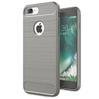 ASLING Brushed Finish Slim TPU Phone Case for iPhone 7 Plus