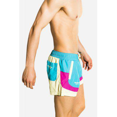Male Comfortable Casual Home Sleep Drawstring Sports ShortsMens Underwear &amp; Pajamas<br>Male Comfortable Casual Home Sleep Drawstring Sports Shorts<br><br>Package Contents: 1 x Shorts<br>Package size: 20.00 x 20.00 x 2.00 cm / 7.87 x 7.87 x 0.79 inches<br>Package weight: 0.1900 kg<br>Product weight: 0.1500 kg
