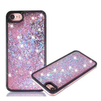 Fancy Paillette Stars copre la copertura per cellulari PC per iPhone 7