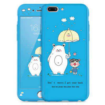 Anime Great View Painting Mobile Cover for iPhone 7