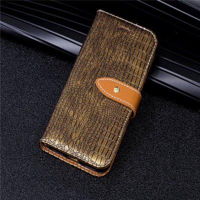 Crocodile Grain PU Leather Wallet Phone Case for iPhone 7iPhone Cases/Covers<br>Crocodile Grain PU Leather Wallet Phone Case for iPhone 7<br><br>Compatible for Apple: iPhone 7<br>Features: Anti-knock, Cases with Stand, FullBody Cases, Wallet Case, With Credit Card Holder<br>Material: PU Leather, TPU<br>Package Contents: 1 x Phone Case<br>Package size (L x W x H): 20.00 x 10.00 x 2.50 cm / 7.87 x 3.94 x 0.98 inches<br>Package weight: 0.0900 kg<br>Product size (L x W x H): 14.30 x 7.30 x 1.50 cm / 5.63 x 2.87 x 0.59 inches<br>Product weight: 0.0690 kg<br>Style: Leather, Modern, Pattern, Cool