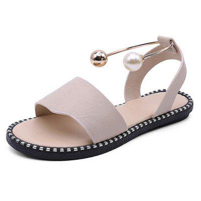 Casual Summer Women Flat Sandals