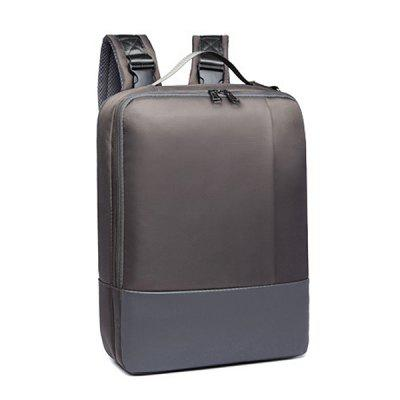Leisure Nylon Business BackpackBackpacks<br>Leisure Nylon Business Backpack<br><br>Features: Wearable<br>Gender: Men<br>Material: Nylon<br>Package Size(L x W x H): 32.00 x 8.00 x 43.00 cm / 12.6 x 3.15 x 16.93 inches<br>Package weight: 0.8700 kg<br>Packing List: 1 x Bag<br>Product Size(L x W x H): 30.00 x 10.50 x 41.00 cm / 11.81 x 4.13 x 16.14 inches<br>Product weight: 0.8000 kg<br>Style: Fashion<br>Type: Backpacks