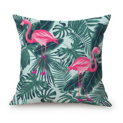 Set of Two Green Plants PillowcasePillow<br>Set of Two Green Plants Pillowcase<br><br>Category: Pillow Case<br>For: All<br>Material: Cotton Linen<br>Occasion: Bathroom<br>Package Contents: 2 x Pillow Case<br>Package size (L x W x H): 35.00 x 30.00 x 3.00 cm / 13.78 x 11.81 x 1.18 inches<br>Package weight: 0.2500 kg<br>Product weight: 0.2000 kg<br>Type: Comfortable, Leisure