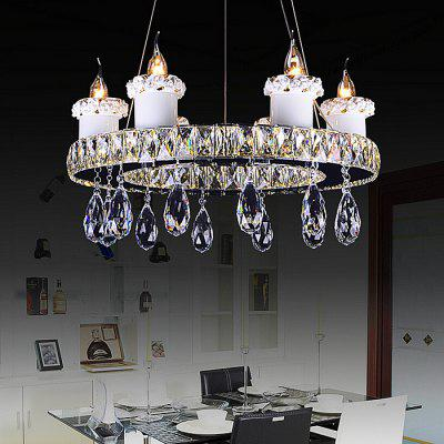European Style Personality LED Crystal Chandelier 220V