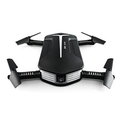 JJRC H37 MINI BABY ELFIE Foldable RC Drone - RTFRC Quadcopters<br>JJRC H37 MINI BABY ELFIE Foldable RC Drone - RTF<br><br>Age: Above 14 years old, Above 14 years old<br>Battery: 3.7V 400mAh lithium-ion, 3.7V 400mAh lithium-ion<br>Brand: JJRC<br>Built-in Gyro: 6 Axis Gyro, 6 Axis Gyro<br>Channel: 4-Channels, 4-Channels<br>Charging Time.: 60mins, 60mins<br>Compatible with Additional Gimbal: No, No<br>Control Distance: 50-100m, 50-100m<br>Detailed Control Distance: 80~100m, 80~100m<br>Features: Radio Control, WiFi FPV, WiFi APP Control, Brushed Version, Camera<br>Flying Time: 6-7mins, 6-7mins<br>FPV Distance: 30m, 30m<br>Functions: Turn left/right, Waypoints, Waypoints, Speed up, WiFi Connection, With light, Slow down, Sideward flight, Up/down, Speed up, Turn left/right, Up/down, WiFi Connection, With light, Slow down, Sideward flight, 3D rollover, One Key Taking Off, Gravity Sense Control, Forward/backward, Air Press Altitude Hold, Emergency Landing, One Key Landing<br>Kit Types: RTF, RTF<br>Level: Beginner Level, Beginner Level<br>Model: H37 MINI<br>Model Power: Built-in rechargeable battery, Built-in rechargeable battery<br>Motor Type: Brushed Motor<br>Package Contents: 1 x Drone ( Battery Included ), 1 x G-sensor Controller, 4 x Spare Propeller, 1 x USB Cable, 8 x Landing Pad, 1 x English Manual, 1 x Waterproof Storage Bag, 1 x Drone ( Battery Included ), 1 x G-sensor Controller, 4 x Spare Propeller, 1 x USB Cable, 8 x Landing Pad, 1 x English Manual, 1 x Waterproof Storage Bag<br>Package size (L x W x H): 21.50 x 13.70 x 9.00 cm / 8.46 x 5.39 x 3.54 inches, 21.50 x 13.70 x 9.00 cm / 8.46 x 5.39 x 3.54 inches<br>Package weight: 0.3640 kg, 0.3640 kg<br>Product weight: 0.0575 kg, 0.0575 kg<br>Radio Mode: Mode 2 (Left-hand Throttle),WiFi APP, Mode 2 (Left-hand Throttle),WiFi APP<br>Remote Control: 2.4GHz Wireless Remote Control, 2.4GHz Wireless Remote Control<br>Sensor: Barometer, Barometer<br>Size: Micro, Micro<br>Transmitter Power: 2 x AAA battery(not included), 2 x AAA battery(not included)<br>Type: Indoor, Quadcopter<br>Video Resolution: 720P HD, 720P HD