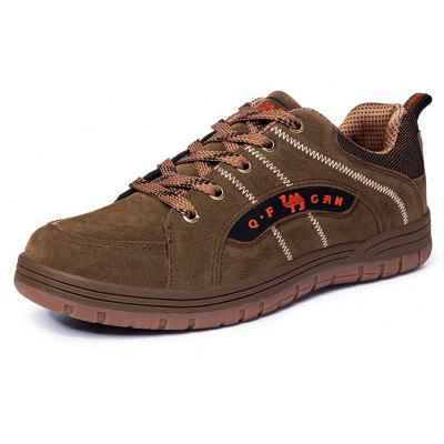 ZHJLUT Male Anti-slip Climbing Outdoor Athletic Shoes