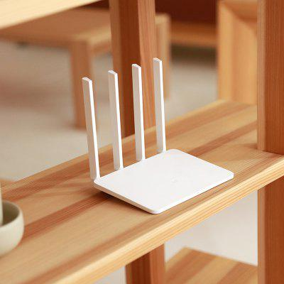 Original English Version Xiaomi Mi WiFi Router 3 xiaomi mi wi fi router 3 dual band 1167mbps english version