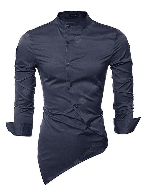 Male Fashion Classical Long Sleeve Shirt