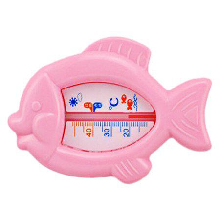 Baby Bath Cartoon Fish Shape Water Thermometer Toy