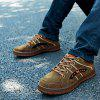 ZHJLUT Male Anti-slip Climbing Outdoor Athletic Shoes - BROWN