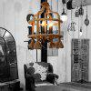 E14 5 Branches Creative Industrial Retro Pendant Lamp 220V - EARTHY