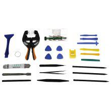 30 in 1 Mobile Phone Disassembling Tools Kit