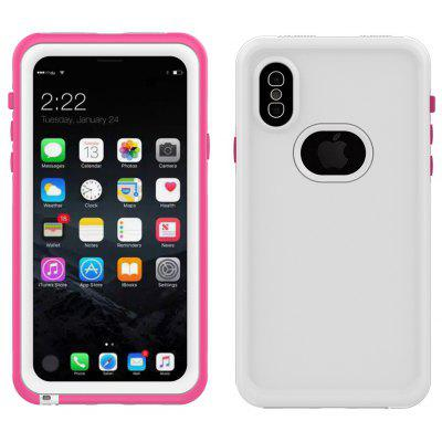 IP68 Impermeabile Dust-proof Custodia Protettiva per iPhone X