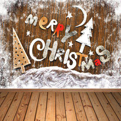 Nanomaterial Christmas Photography Background Cloth