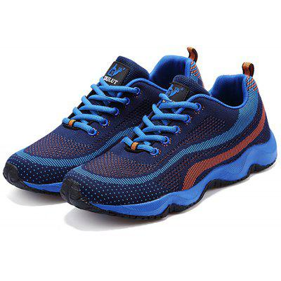 ZHJLUT Male Lace Up Outdoor Climbing Athletic Shoes