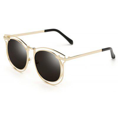 Fashion Modern Western Style Unisex Sunglasses